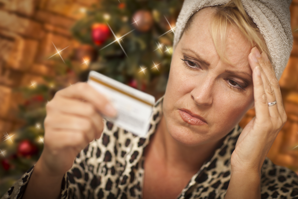 Don't get sucked into Xmas Debt