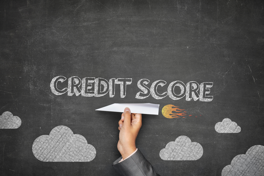 Repairing your credit rating after bankruptcy