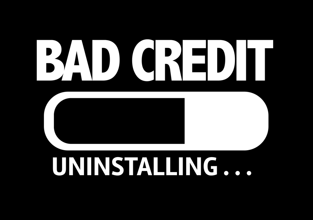 How to repair your credit rating after bankruptcy
