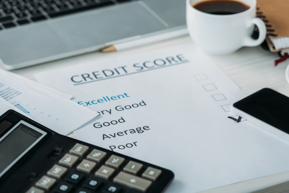 3 steps to repairing your credit after bankruptcy