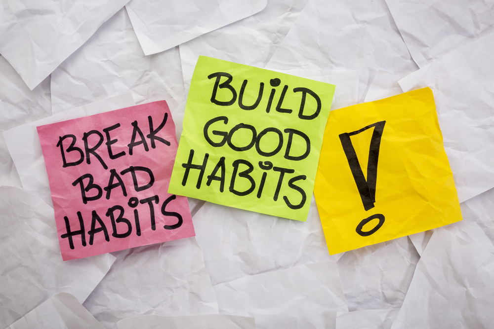 Can good habits make you rich?