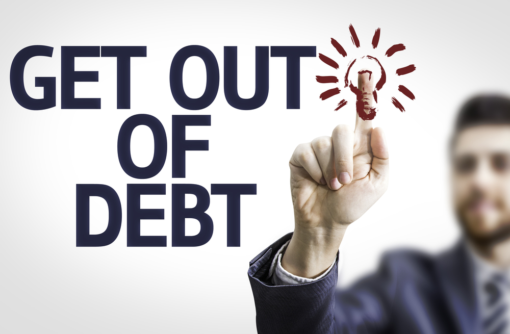 Tips to becoming debt free