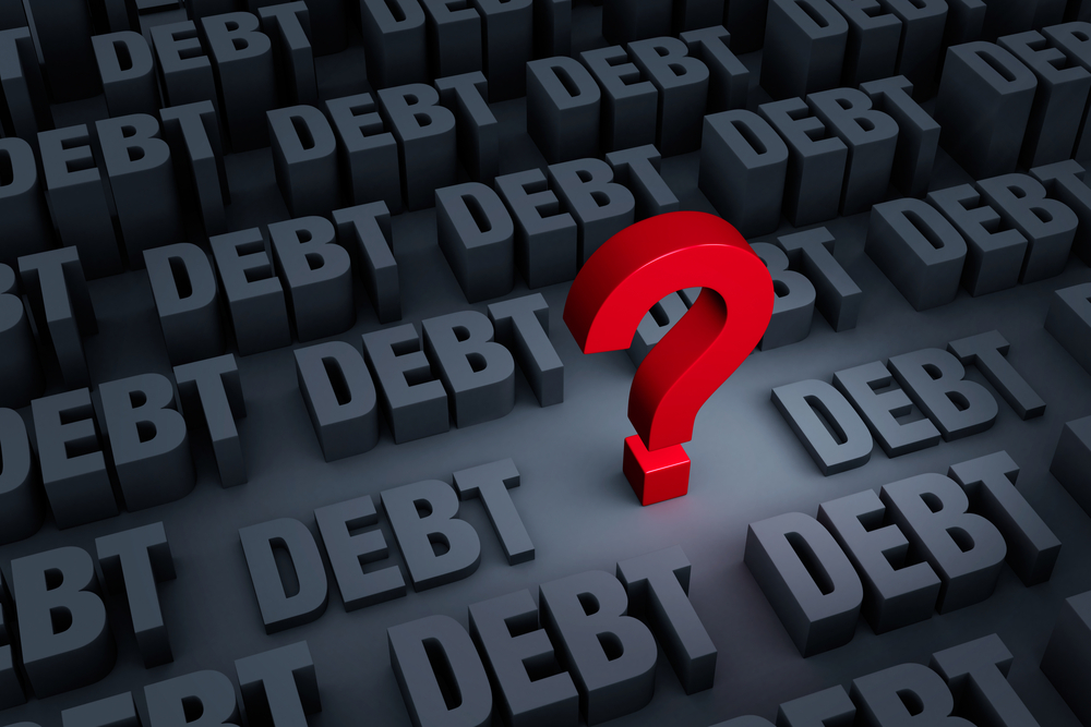 What happens if you don't pay your creditors?