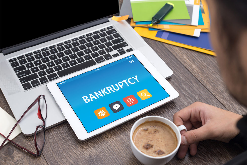 The move to digital bankruptcy